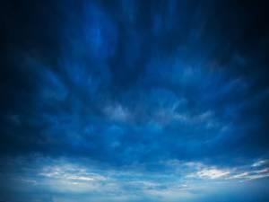 Aparecen Nubes Azules en Antártida dice la NASA