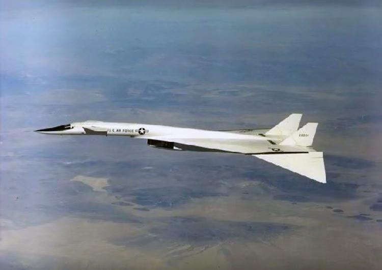 Dan a conocer nuevo avión supersónico de la NASA