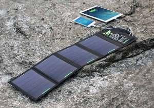 El mejor cargador solar para el celular y pequeños dispositivos