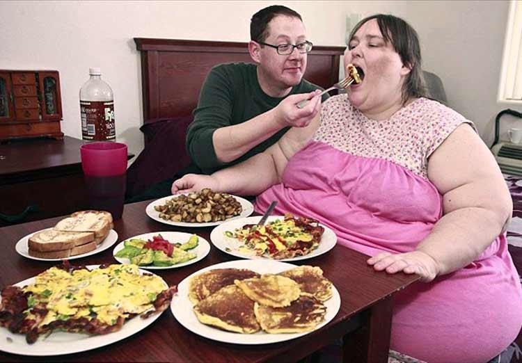 El amor engorda - Científicos revelan que las parejas enamoradas ganan peso
