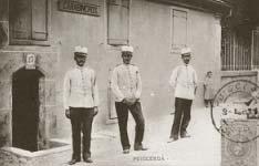 Guardias de frontera.