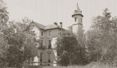 Postal de época. Villa San Antonio.