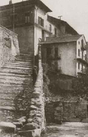 Antiguas escaleras ayuntamiento.