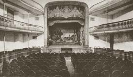Interior del Teatro-Casino de Puigcerdà