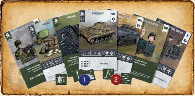 2GM Tactics - Juegos de Mesa
