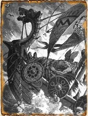 Términos Históricos Glosario De Términos Vikingos