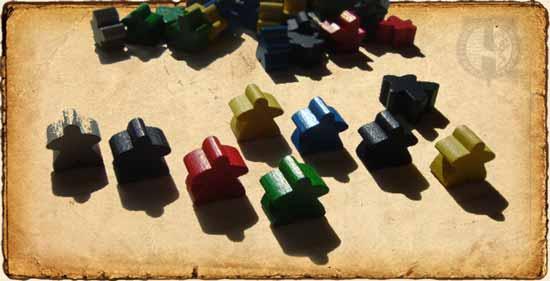 9 errores típicos jugando al Carcassonne - Juegos de Mesa