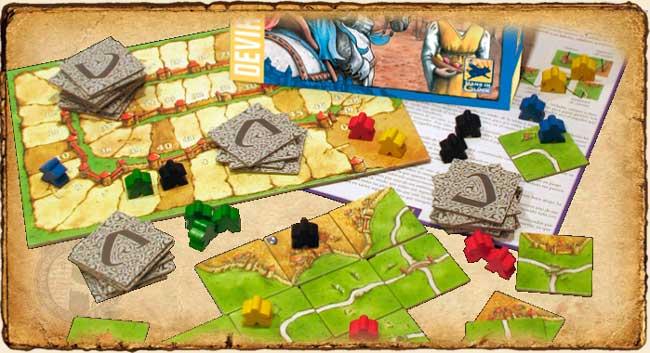 Como ganar a Carcassonne