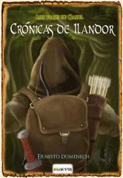 Carátula Crónicas de Ilandor