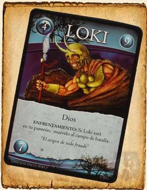 Mitología nórdica: Loki dios del engaño