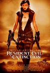 Peliculas Resident Evil Exticntion