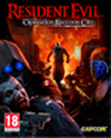 Videojuego Resident Evil Operation Racoon City