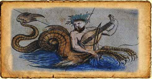 Monstruos Abraham Ortelius
