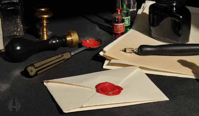 La Carta Lacrada