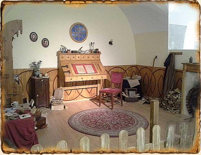 Casa Bilbo Bolsón - Estelcon 2015