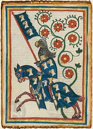 Relatos de fantasía - Caballero Medieval