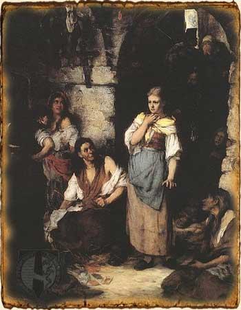 Relatos de Fantasía - Calabozos y Chica