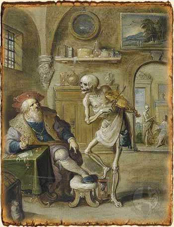 Relatos de Fantasía - La muerte