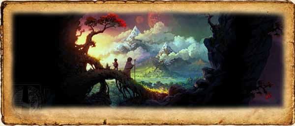 Imagen mundo de fantasia