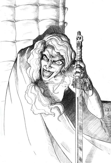 Ilustraciones de Fantasía - ¡Que ardan!
