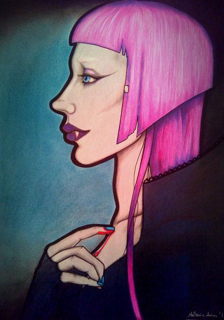 Soy Malo - Ilustraciones de Fantasía