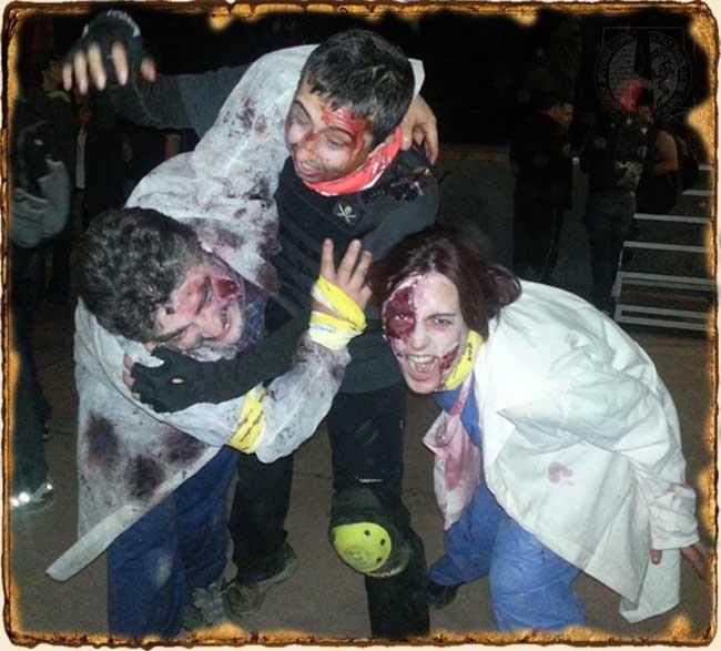 Survival Zombie - Aviá 2014