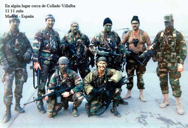 Survival Zombie - Mercenarios