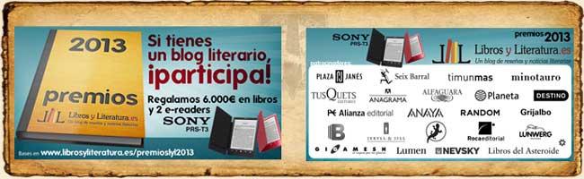 Premios Libros y Literatura 2013