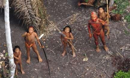 ¿Quién vigilará que los invasores no entren en el territorio de las tribus no contactadas si se elimina la protección?