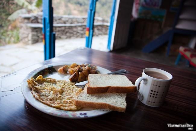 beakfast-dipak-guesthouse-tikhedhunga-nepal
