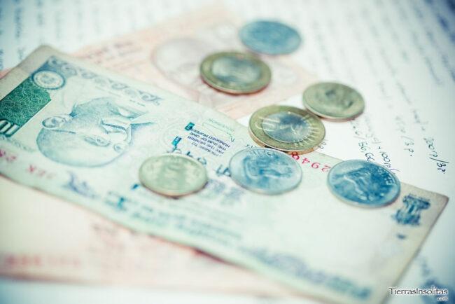 diario de india gastos