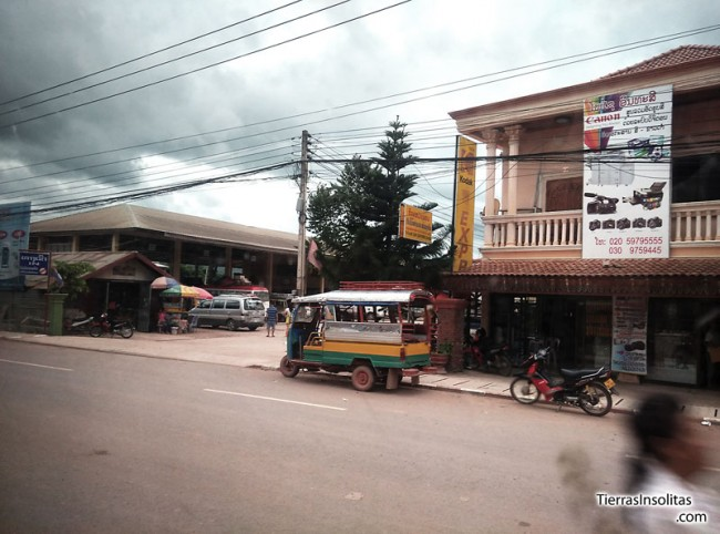 estaciones de autobuses laos