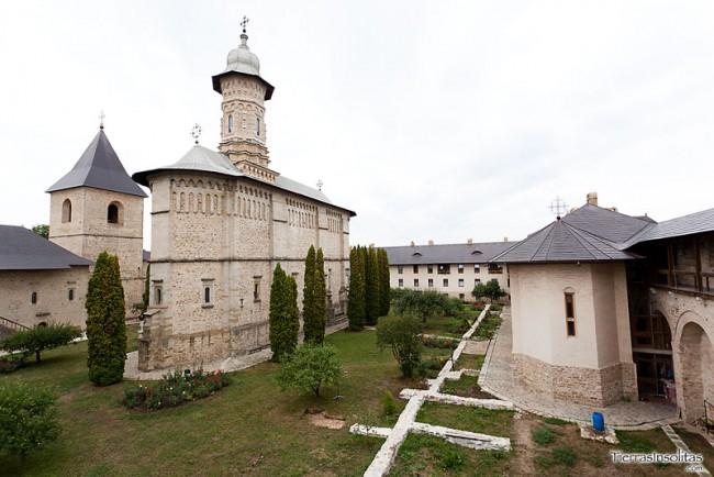 monasterio de dragomirna