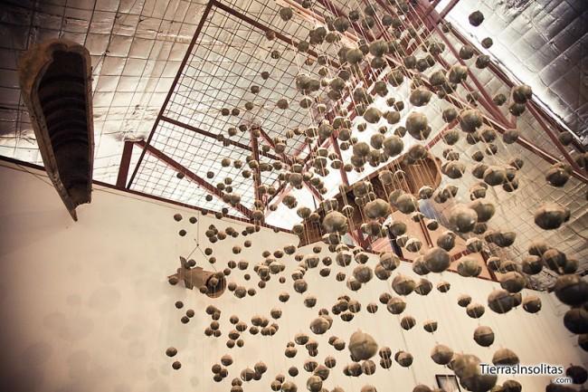 bomba cluster en cope vientiane