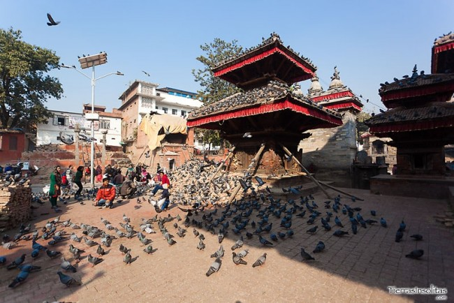 jagannath temple durbar square