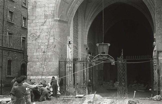 restauracion campanas 1961