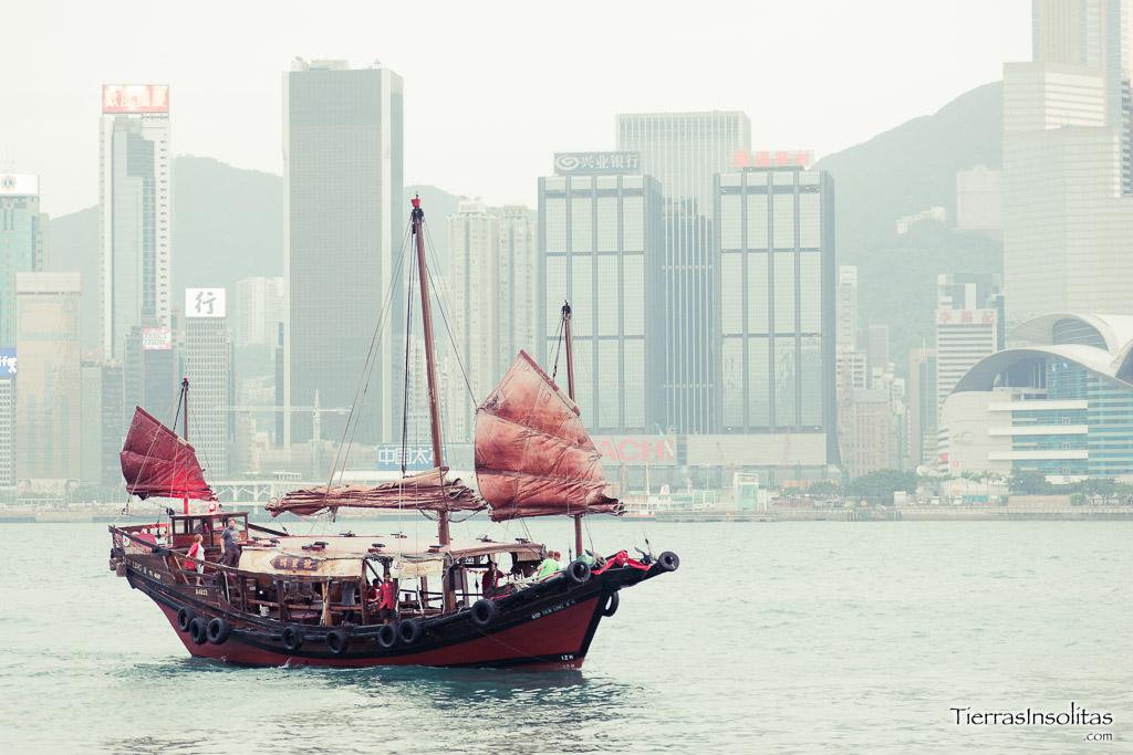 Visitar HONG KONG en un día durante un StopOver