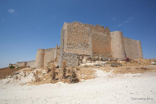 murallas y castillo de urueña