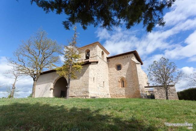 iglesia de san andés en saraso
