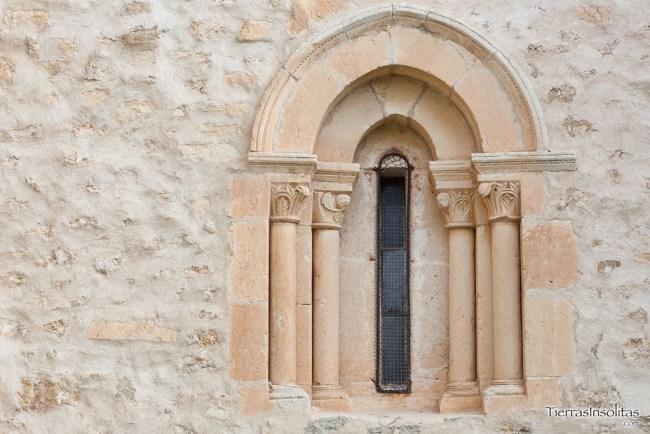 ventana abisidial saraso