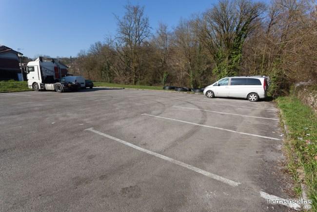 parking barrio de la concha carranza vizcaya