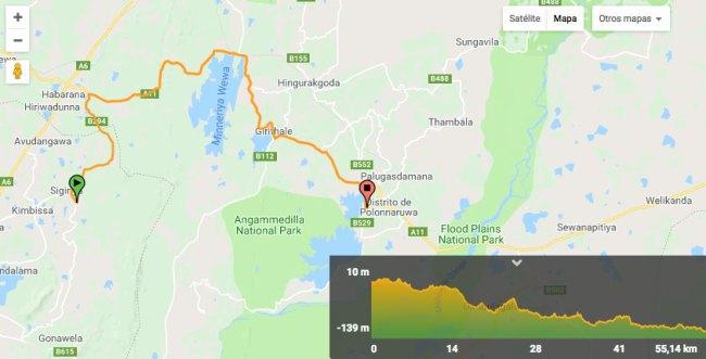 etapa3 sigirilla-polonnaruwa
