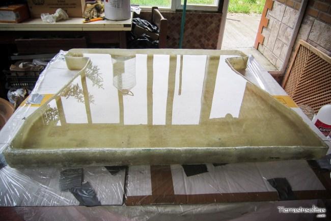 comprobación fugas de agua en el depósito