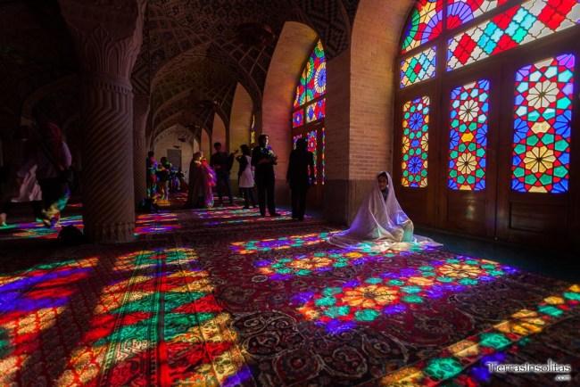 qué ver en shiraz