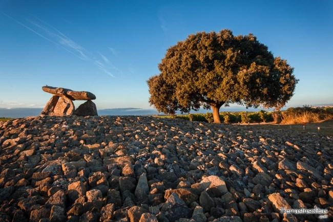 dolmen chabola de la hechicera