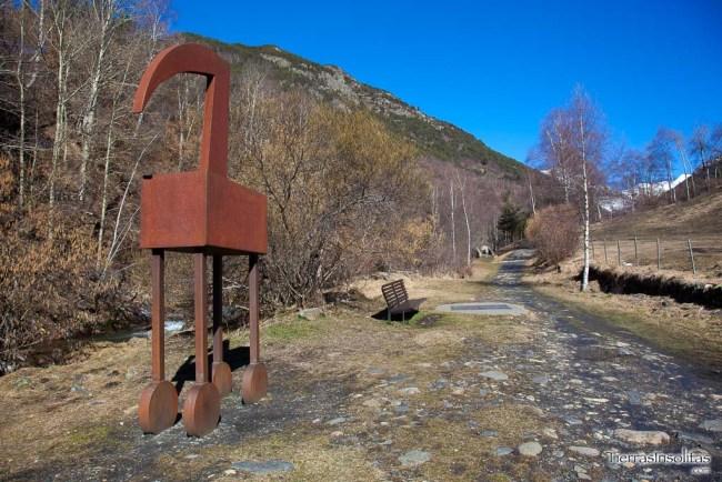 ruta del hierro andorra