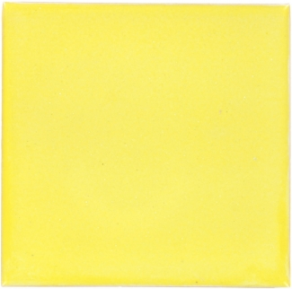 4 25 x 4 25 canary yellow dolcer ceramic tile