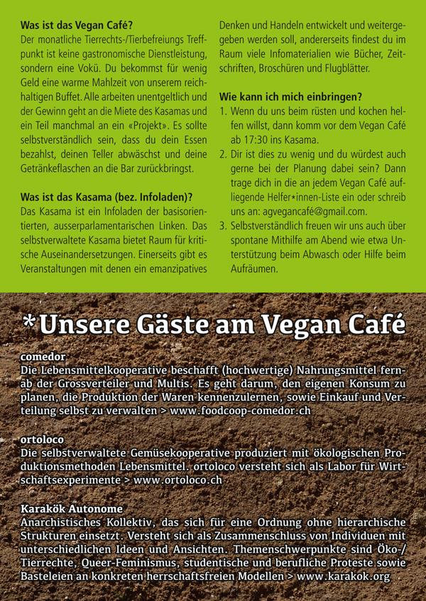 Vegan Café
