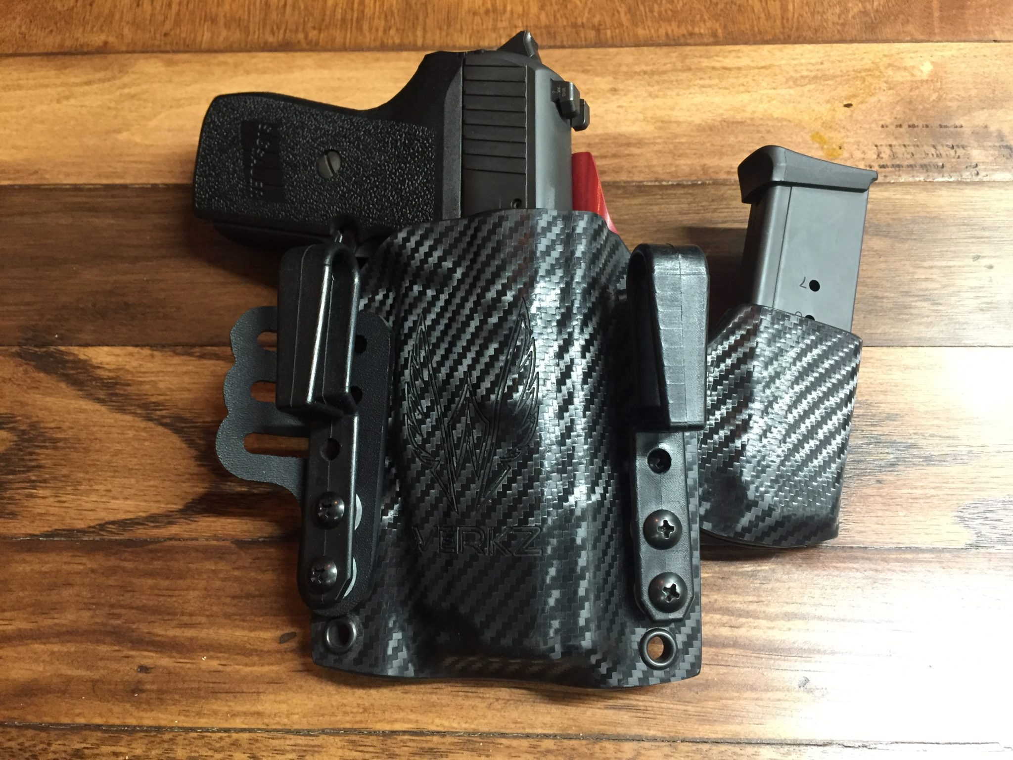 Gear Review: Werkz Bisect 2 0 Appendix Holster - Tier Three