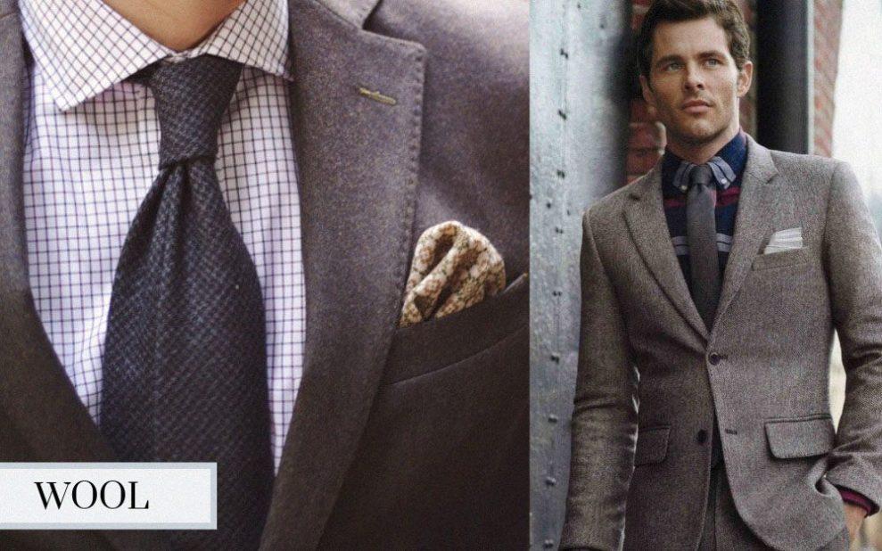 winter suit wool suit